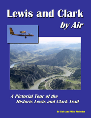 Lewis and Clark by Air Front Cover